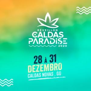 Imagem representativa: Seu Melhor Réveillon - Réveillon Caldas Paradise 2020 em Caldas Novas