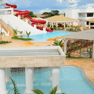 Imagem representativa: Aluguel para temporada em Caldas Novas no L'acqua diRoma